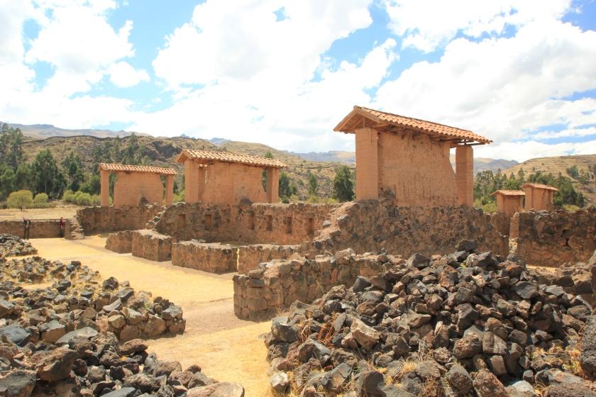 Beta Incan ruins