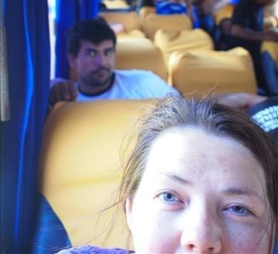 Hell Bus to Paraguay